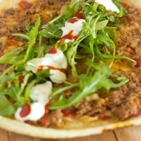 Turkse pizza Lahmacun recept