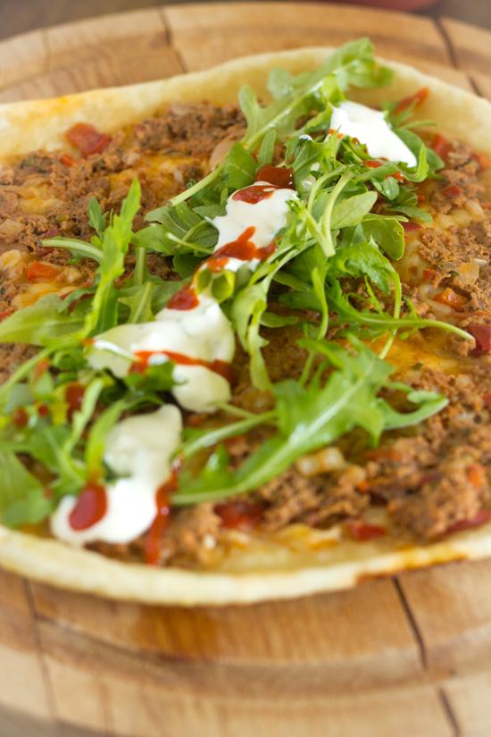 Lahmacun Turkse pizza zelf maken recept