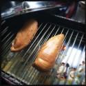 Gerookte kip zelf maken