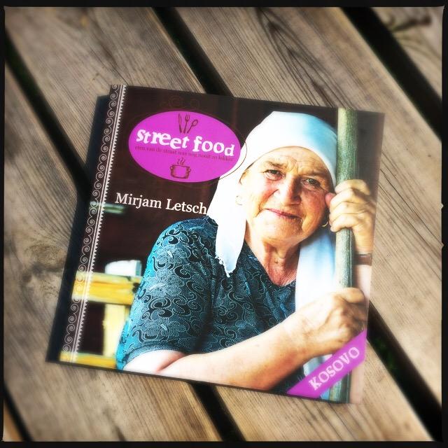 Kookboek Streetfood Kosovo