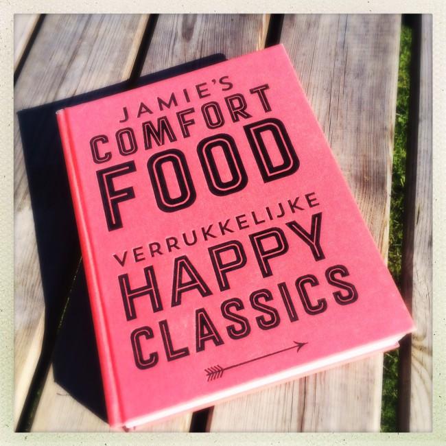 Kookboek Jamies Comfort Food