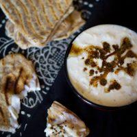 Frisse yoghurt appel gember relish recept