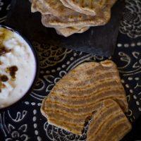 Paratha Indiaas gegrild brood recept