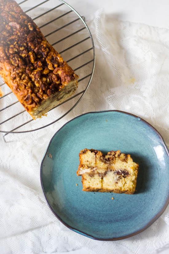 Recept halva cake Greek Food Tales