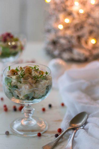 Recept pittige garnalen cocktail