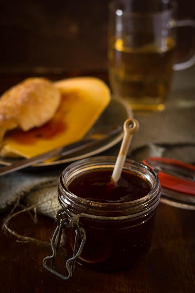Zelf thuis eerlijke appelstroop maken recept