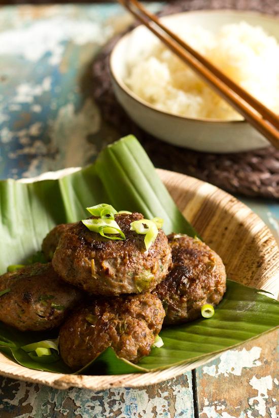 Recept Aziatisch gekruide gehaktburgers