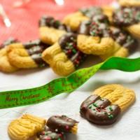 Recept mini spritsen voor kerst