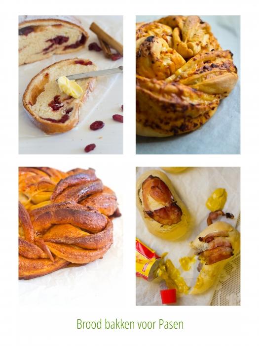 Welk brood bakken we zelf voor Pasen