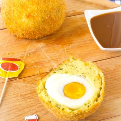 Recept Groningse eierballen