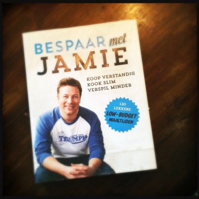 Kookboek Bespaar met Jamie
