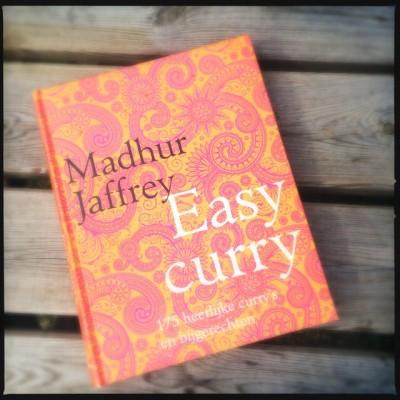 Kookboek Easy Curry Madhur Jaffrey