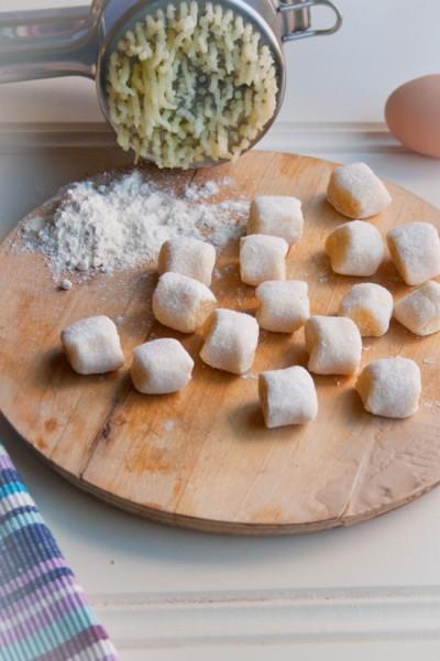 Zelf gnocchi met Parmezaanse kaas maken recept