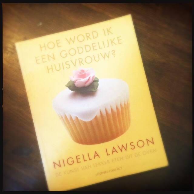 Kookboek Nigella Goddelijke huisvrouw