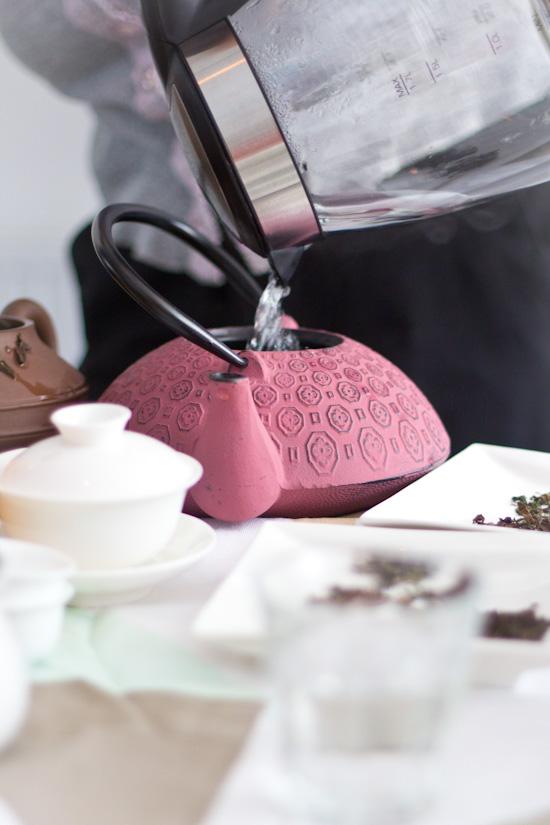 Chinees thee ritueel Mariella Erkens