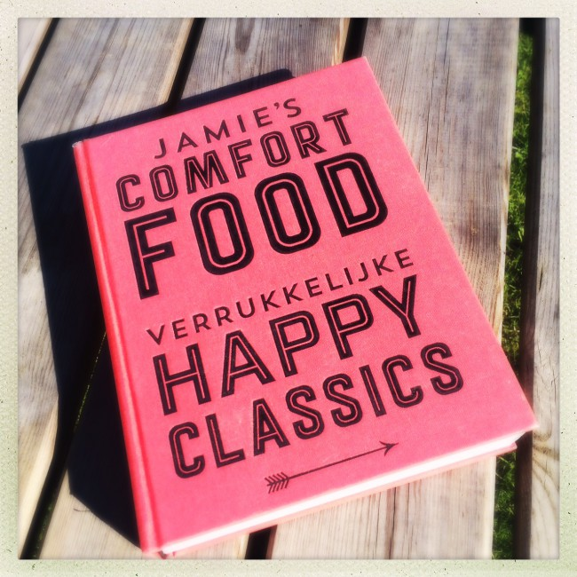 Kookboek Jamies Comfort Food