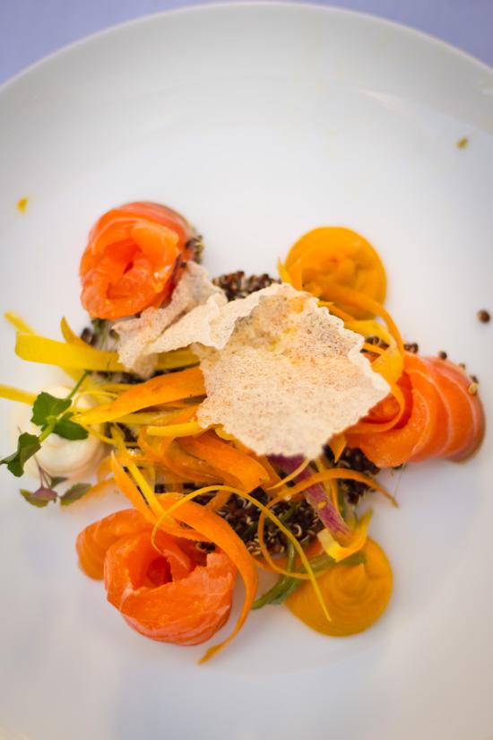 Lunch Pergola Brugge