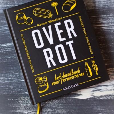 Kookboek Over Rot Meneer Wateetons