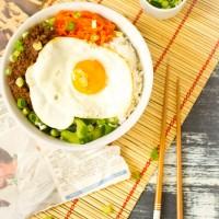 Budget recept gekruid gehakt met rijst