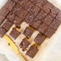 Chocolade brownie recept