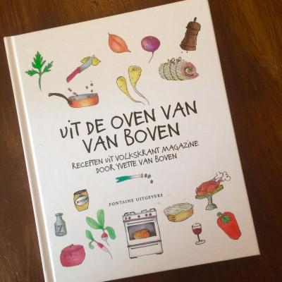 Kookboek Uit de oven van van Boven