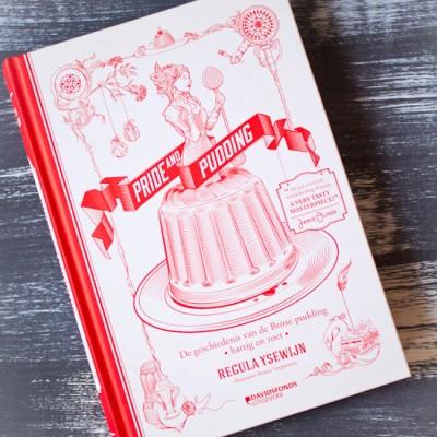 Kookboek Pride and Pudding