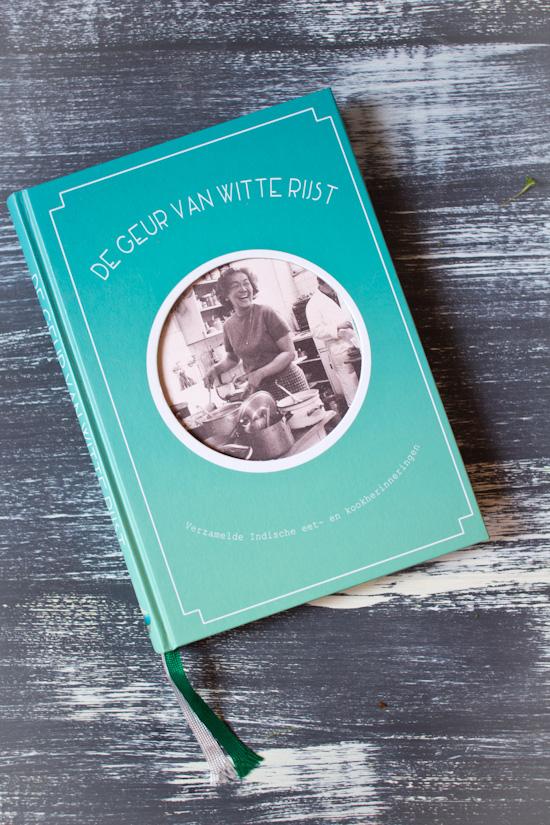 Kookboek de Geur van witte rijst Go Tan