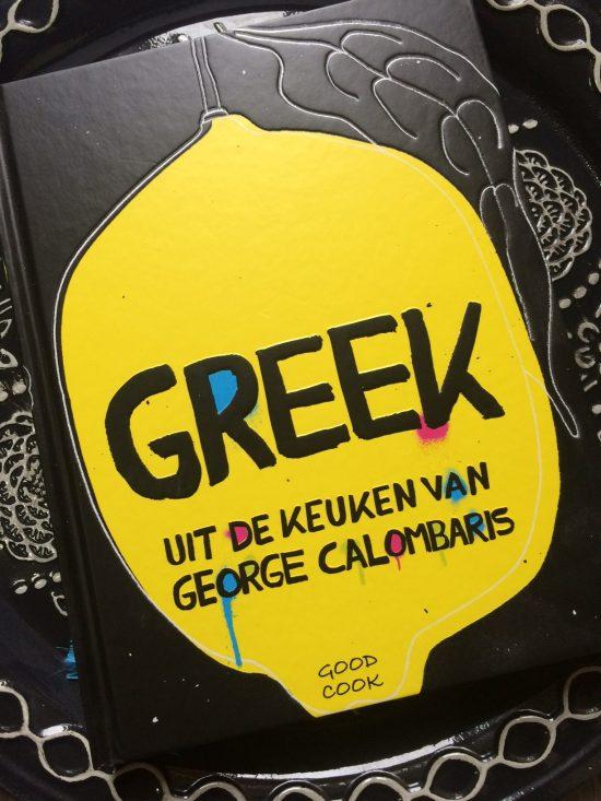 Kookboek Greek George Calombaris
