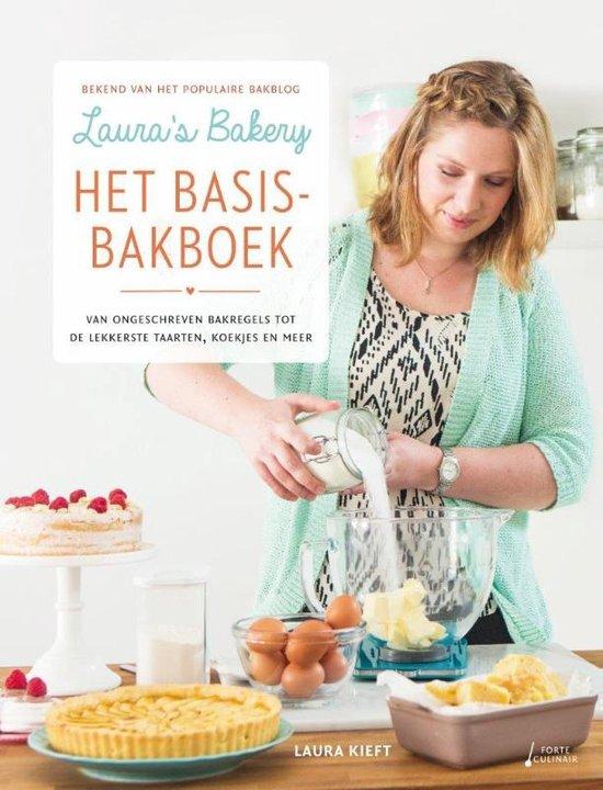 Boek Laura's Bakery