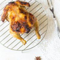 Recept gepocheerde meestersaus kip