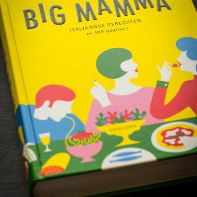 Kookboek Big Mamma Good Cook