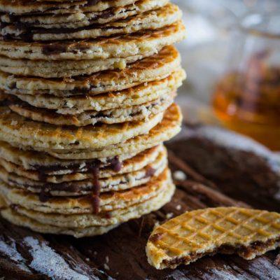 Recept oud Hollandse stroopwafels zelf maken