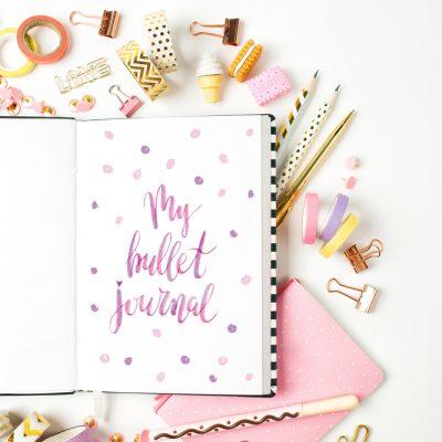 Hoe start je een Bullet Journal?