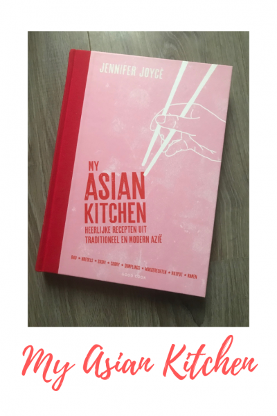 Kookboek My Asian Kitchen